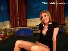 Amazing pornstar Iveta Stepanova in fabulous blonde, tattoos sex clip