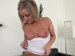 Crazy pornstar Melissa XoXo in Incredible Masturbation, Natural Tits sex movie