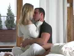 Hottest pornstar in Crazy HD, Romantic adult movie