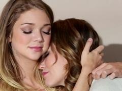 Fabulous pornstar in Best Lesbian, Blonde xxx scene