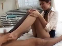Amazing Japanese whore in Crazy MILFs JAV clip