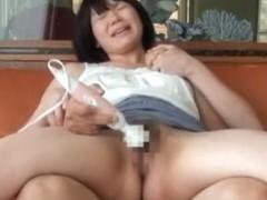 Best Japanese chick Mari Wakana in Amazing Doggy Style, Small Tits JAV video