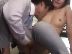 Best Japanese chick in Fabulous Small Tits, Fetish JAV movie