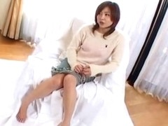 Exotic Japanese slut in Best Facial, Masturbation/Onanii JAV movie