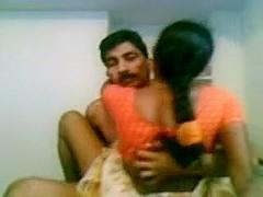 Telugu Aunty Sex with spouse