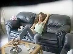 My Wife Masturbating On Ottoman Hidden Camera