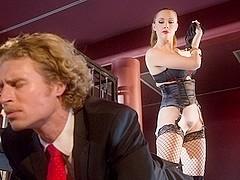 Chanel Preston & Michael Vegas inShades of Kink #04, Scene #04