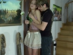 PantyhoseTales Movie: Salome and Rolf