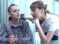 LadiesKissLadies Movie: Madeleine and Rosa