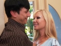 Cindi Sinderson & Anthony Rosano in Neighbor Affair