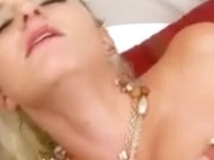 2 chicks have a fun a group sex anal fuck