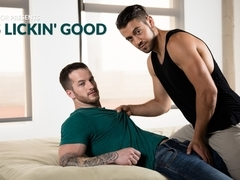 Quentin Gainz & Dante Colle in Ass Lickin' Good - NextdoorStudios