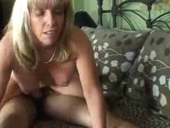 47yo cougar Carol takes on 19yo mate