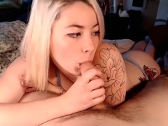 katewithjack having fun behind tokens from by yourself