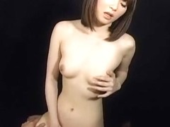 Horny Japanese whore Miku Ohashi in Incredible Handjobs JAV movie