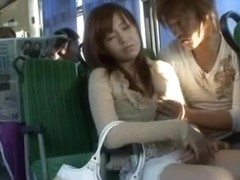 Chikan Bus Doesnt Stop