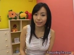 Hina Hanami great real asian model part5