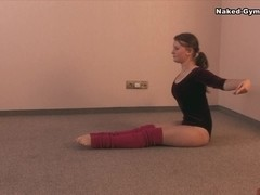 Sasha Galop - Gymnastic Video part 1