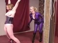 BDSM Lesbian IX