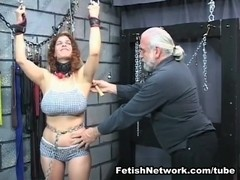 FetishNetwork Movie:  Punishment Slave T
