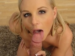OnlyTeenBlowjobs Video: Barbie White