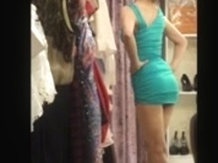 yeah yeah your dress looks good, so is your ass