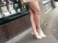 Bare Candid Legs - BCL#067
