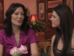 Horny pornstar in Incredible Lesbian, Fingering porn movie