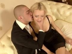 Amazing pornstar in crazy anal, facial porn movie