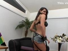 Incredible pornstar Shyla Stylez in horny cumshots, facial sex clip