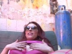 Best pornstar in Incredible Stockings, Redhead adult scene