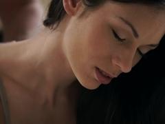 Incredible pornstar Arwen Gold in Amazing Brunette, Romantic xxx clip