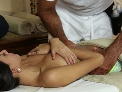 Exotic pornstars Janice Griffith, Steven St. Croix in Incredible Latina, Blowjob adult movie