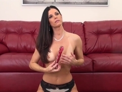 Best pornstar India Summer in Horny Brunette, Small Tits adult movie