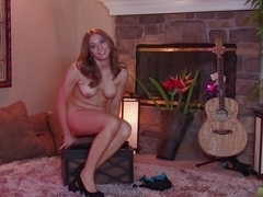 Best pornstar Adriana Leigh in Crazy Softcore, Big Tits sex video