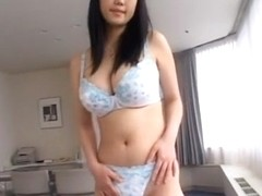 Crazy Japanese girl in Best Softcore, Lingerie JAV scene