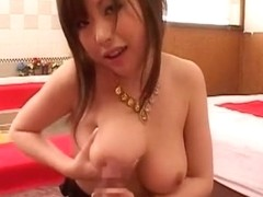 Incredible Japanese chick Rio Hamasaki, Megu Ayase, Chichi Asada in Hottest Big Tits JAV scene