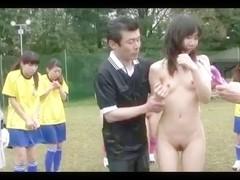 Avid Japanese Soccer Game (Uncensored)