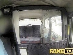 FakeTaxi: Gazoo licking council estate floozy