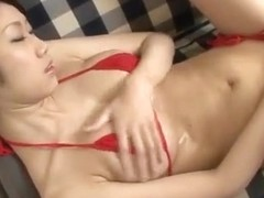 Fuuka Takanashi busty doll nailed by a huge dick