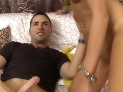 Breanne Benson & Kris Slater in My Dad Shot Girlfriend