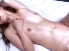 Best Japanese whore Risa Tsukino in Amazing Small Tits, Massage JAV video
