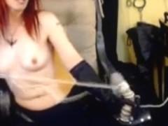 TASKMASTER performs CBT on villein thru livecam