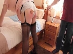 Exotic amateur shemale video with Fetish, Stockings scenes
