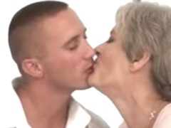 Granny Mature Masturbating 2