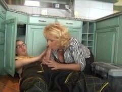 grannie fucking by juvenile dude