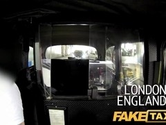 FakeTaxi: Sexy blond tourist in 1st time fellatio
