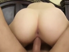 Teen Lily Rader Gets Spanked and Fucked Hard