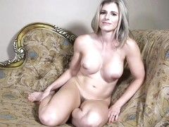 Horny porn clip MILF check , take a look - Cory Chase
