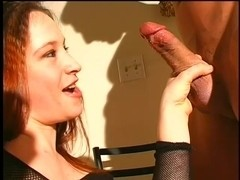All She Wants Is A Hard Cock Down Her Throat
